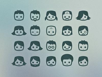 Kube Dribble kube avatar mascot interface ui interface design app design
