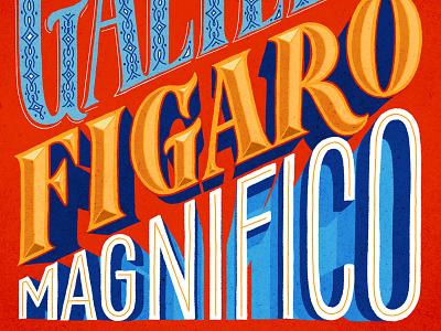 Galileo Figaro Magnifico bohemian rhapsody queen lyrics lettering