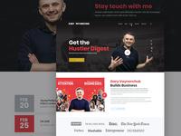 Gary Vaynerchuk Redesign