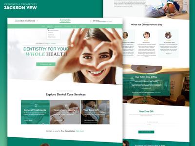 Redesign - Estrabillo Dental Group