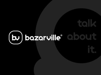 Bazarville Brand Identity