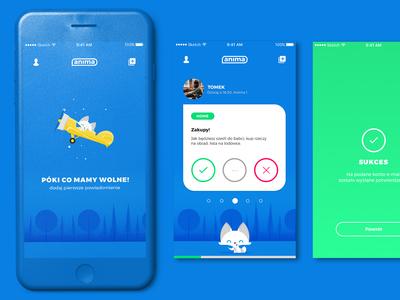Anima - App Design