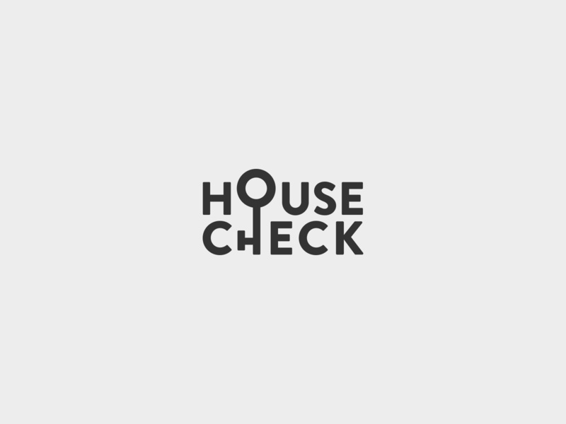 House Check - Logotype