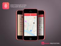 TA iOS app