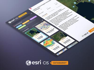 ESRI CIS Datamarket v1.0