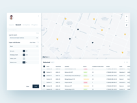 PlainGIS : Search by attributes