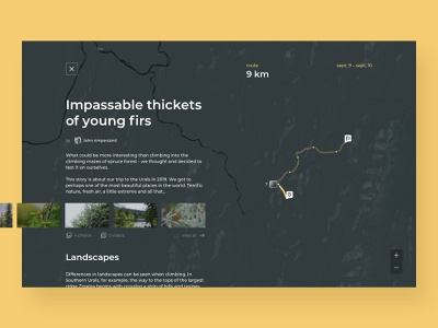 Cartographic storytelling (WIP) : 3 storytelling cartography interface statistics route geo gis map ux ui