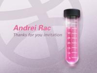 Thank you,Andrei Rac