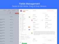 CRM - Fields Management