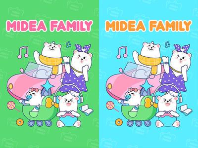 midea family
