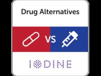 Drug Alternatives Shipping Sticker