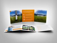 Product Tri-fold Sell Sheet