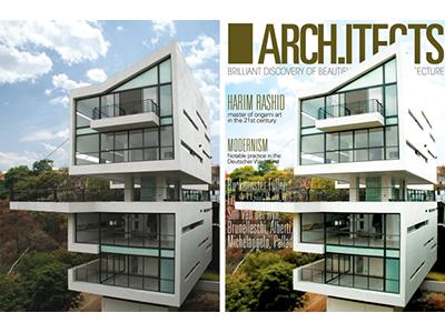 Architects iPad Magazine architecture