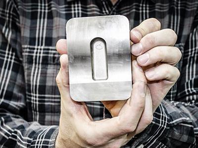 Steel Mold skypro production golf