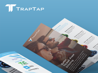 TrapTap - In-Store Brochure