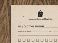 Bill Out