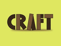 It's a Craft