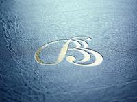 Calligraphy logo, BB.