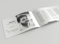 Interdisciplinary Research Conference - Brochure