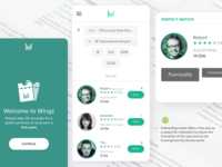 UX Research, Wingz