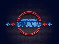 Logotype - AirFrance Studio - ON