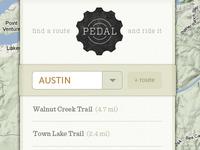 Pedal Progress