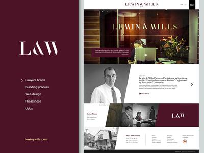 Lawyers Website