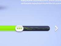 Slider progress bar