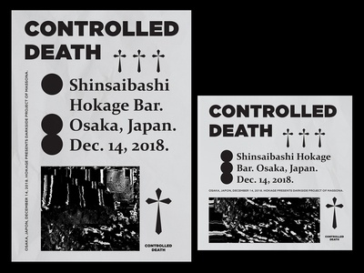 Controlled Death Poster