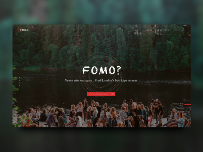 FOMO : Fear Of Missing Out