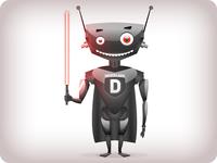 Droid - Darth Vader