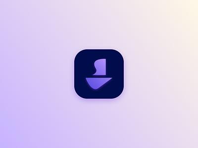 Charter Branding brand clean iconography icon graphic design illustration flat gradient minimal logo product branding