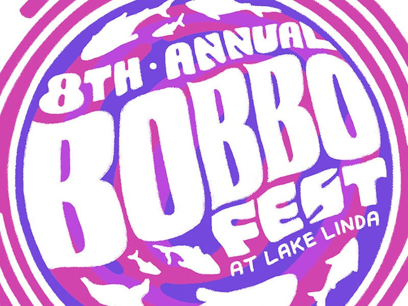 8th Annual Bobbofest! spiral bowl fish fest trippy hippy festival music