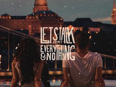 Everything nothing