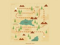 Treasure Map Exploration