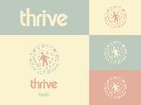 Thrive Haiti Logo Concept