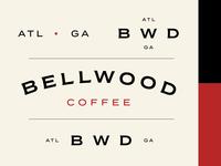 Bellwood Coffee Branding Concept