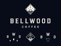Bellwood Coffee Branding Concept 2