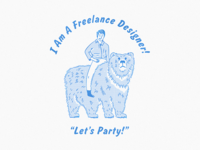 """I Am A Freelance Designer"""