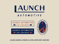 Launch Automotive Logos