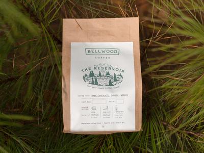 """Bellwood Coffee Packaging - """"The Reservoir"""""""