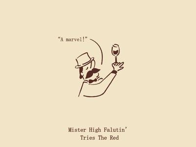 Mister High Falutin'