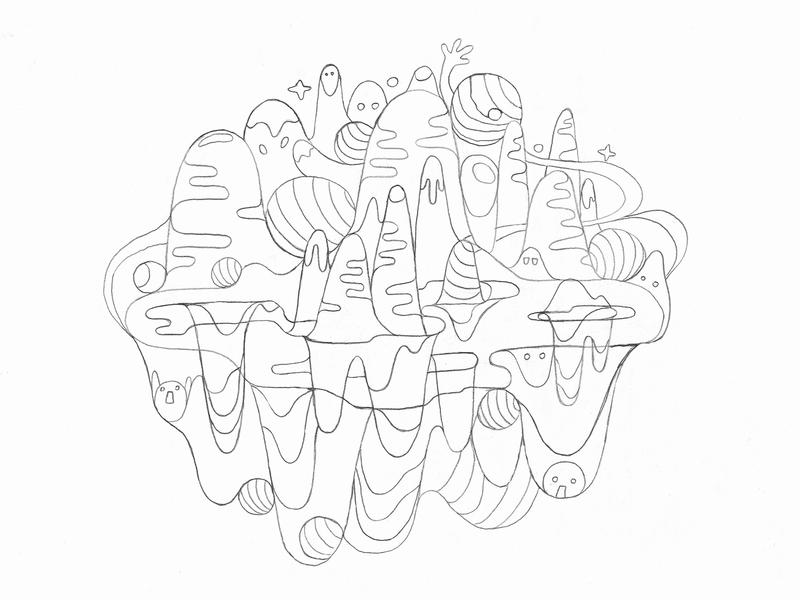 Laffa | Sketch ✎ patrykbelc blcstudio belcdesign illustration drawing draw sketching sketch