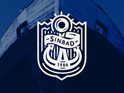 SINBAD sinbad fishing boat seaside belc logo belcu.com
