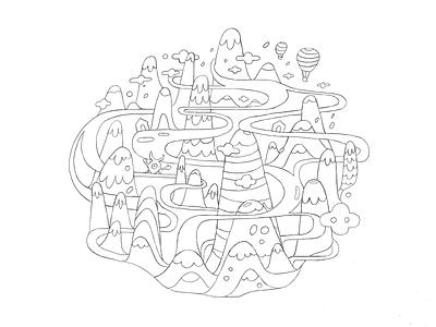 Sketch ✎ patrykbelc belcdesign print illustration pencil drawing sketchbook sketch