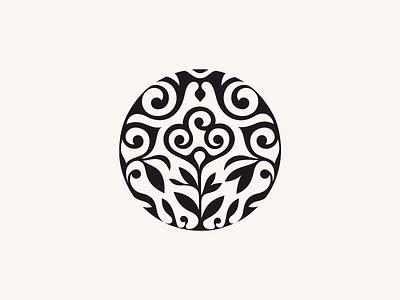 Frosenka ✽ patrykbelc belcdesign branding spa flatdesign logomarks logodesign nature logo flowers
