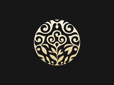 Frosenka ✽ patrykbelc belcdesign spa branding geometriclogo flatdesign logodesign logomark flowers