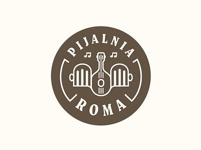 Pijalnia Roma roma guitar music gastronomy bistro bar