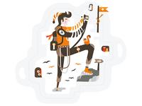 Sport Illustration V.3