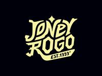 JoneyRogo / black bgr